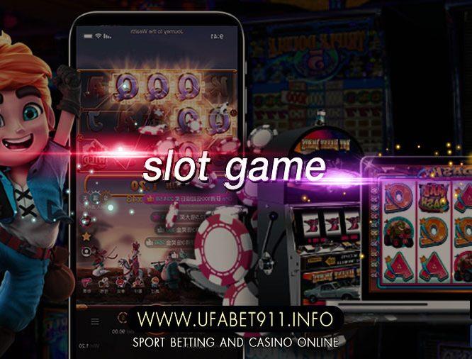 slot game เคล็ดลับเกี่ยวกับวิธีที่จะชนะการเดิมพันสล็อตออนไลน์